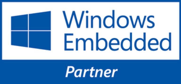 Windows Embedded Partner ロゴ