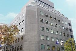横浜事業所外観写真